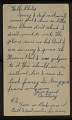 View Correspondence and envelopes of Philip St. George digital asset number 1