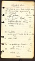 View Kameny, Frank, notebook 4, Ohio to Tennessee digital asset number 5