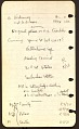 View Kameny, Frank, notebook 4, Ohio to Tennessee digital asset number 2