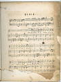View Dixey with Southern Words [sheet music] digital asset: Dixey with Southern Words [sheet music].