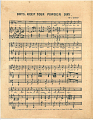 View Boys / keep your powder dry. / Soldier's Song [sheet music] digital asset: Boys / keep your powder dry. / Soldier's Song [sheet music]