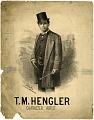 View Peter Marks Minstrelsy Collection digital asset: Allen, Delehanty and Hengler's Minstrels