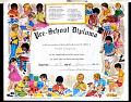 View Matthew Shepard Papers digital asset: Pre-School Diploma (Shepard, Matt)