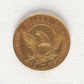 View 5 Dollars, United States, 1808 digital asset number 1