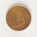 View 5 Dollars, United States, 1809 digital asset number 0