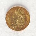 View 5 Dollars, United States, 1811 digital asset number 0
