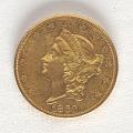 View 20 Dollars, United States, 1860 digital asset number 2