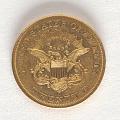 View 20 Dollars, United States, 1860 digital asset number 3