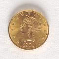 View 10 Dollars, United States, 1901 digital asset number 0