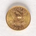 View 10 Dollars, United States, 1901 digital asset number 1