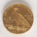 View 5 Dollars, United States, 1914 digital asset number 1