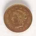 View 10 Dollars, United States, 1852 digital asset number 0
