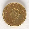 View 50 Dollars, United States, 1855 digital asset number 0