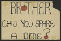 View Brother Can You Spare A Dime? digital asset number 0