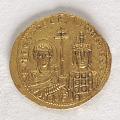 View 1 Solidus (histamenon nomisma), Byzantine Empire, 963 - 969 digital asset number 3