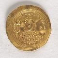 View 1 Solidus (histamenon nomisma), Byzantine Empire, 1034 - 1041 digital asset number 0