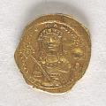 View 1 Solidus (tetarteron nomisma), Byzantine Empire, 1042 - 1055 digital asset number 0