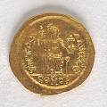 View 1 Solidus, Byzantine Empire, 565 - 578 digital asset number 1
