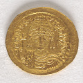 View 1 Solidus, Byzantine Empire, 582 - 602 digital asset number 0