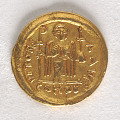View 1 Solidus, Byzantine Empire, 602 - 610 digital asset number 3