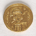 View 1 Solidus, Byzantine Empire, 668 - 680 digital asset number 0