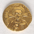 View 1 Solidus, Byzantine Empire, 705 - 711 digital asset number 0