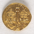 View 1 Solidus, Byzantine Empire, 705 - 711 digital asset number 1