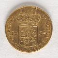 View 14 Gulden, Holland, Netherlands, 1751 digital asset number 1