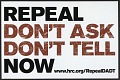 View Repeal Don't Ask Don't Tell Now digital asset number 1