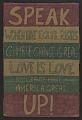 View Speak up! digital asset number 0