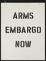 View Arms Embargo Now digital asset number 0