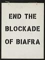 View End the Blockade of Biafra digital asset number 0