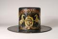 View Pennsylvania Hose Company Fire Hat digital asset: Pennsylvania Hose Company Parade Hat, front