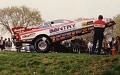 View Bruce Larson's Funny Car, 1988 digital asset: 'Funny Car' Dragster