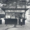 View Photographic History Collection: Henry Horenstein digital asset: Concession stands provided refreshments for park visitors.