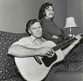 View Photographic History Collection: Henry Horenstein digital asset: Doc Watson (b.1923) achieved national acclaim primarily as a result of his involvement in the folk song revival of the 1960s. He remains a powerful influence in many different forms of acoustic music.