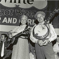 View Photographic History Collection: Henry Horenstein digital asset: Louis Marshall Grandpa Jones (1913-1998) enjoyed a long distinctive career in country music. Appearing regularly on the Grand Ole Opry and Hee Haw, Grandpa Jones became a well-known character.