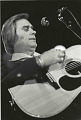 View Photographic History Collection: Henry Horenstein digital asset: George Jones (b.1931) is considered by many to be one of the best and most influential vocalists in country music history.