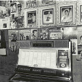 View Photographic History Collection: Henry Horenstein digital asset: Tootsie offered a place where hopeful musicians could put their demo 45s in the jukebox.