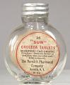 "View ""Sun"" Cholera Tablets, Modified (No Opiate) digital asset number 0"