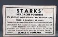 View Stark's Headache Powders digital asset number 2