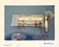 View Jack Kilby's Integrated Circuit digital asset: Kilby's Phase Shift Oscillator