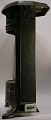 View General Electric type A-4 radiant tube triple unit heater digital asset: right side