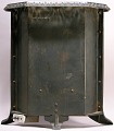 View General Electric type A-4 radiant tube triple unit heater digital asset: back