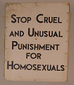 View Stop Cruel And Unusual Punishment For Homosexuals digital asset number 0