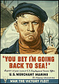 View Poster, <I>You Bet I'm Going Back to Sea</I> digital asset number 2