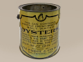 View Oyster Tin, Foote's Best Oysters digital asset number 2