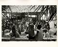 View Photographic History Collection: Carl Mydans digital asset: Bikini Island: Sunday Mass