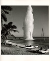 View Photographic History Collection: Carl Mydans digital asset: Bikini Island: Detonation on shallow water