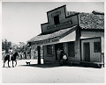 View Photographic History Collection: Carl Mydans digital asset: General store, Big Bend Country